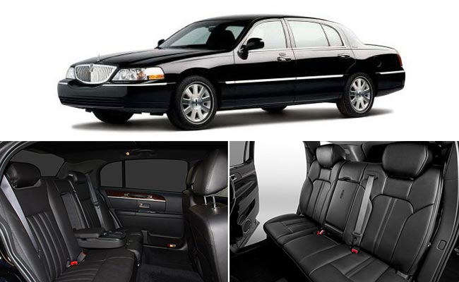 seattle wedding limo services