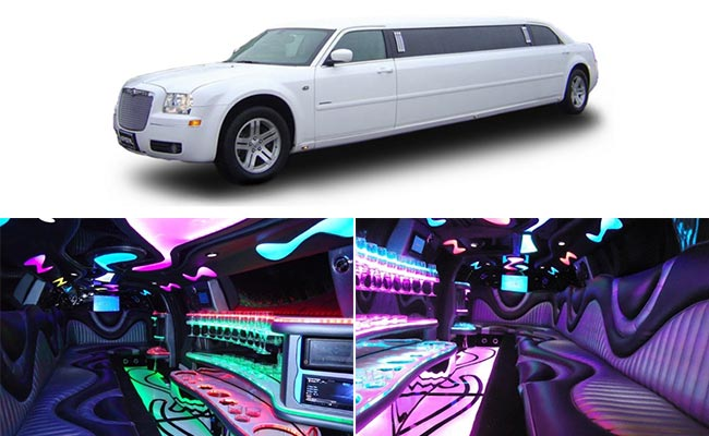seattle party limo rental services